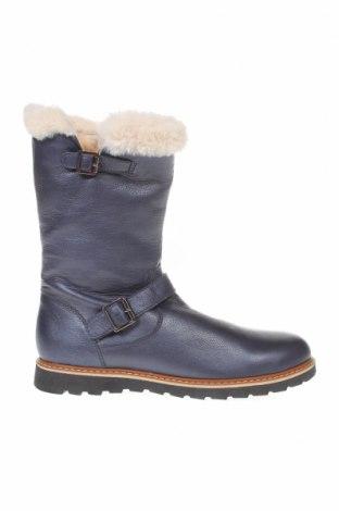 Παιδικά παπούτσια Friboo, Μέγεθος 38, Χρώμα Μπλέ, Γνήσιο δέρμα, Τιμή 46,57€