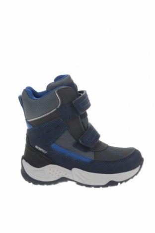 Παιδικά παπούτσια Geox, Μέγεθος 25, Χρώμα Πολύχρωμο, Δερματίνη, κλωστοϋφαντουργικά προϊόντα, Τιμή 61,34€