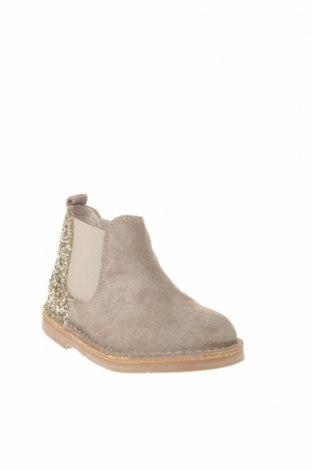 Детски обувки Lola Palacios, Размер 24, Цвят Бежов, Естествен велур, Цена 89,25лв.