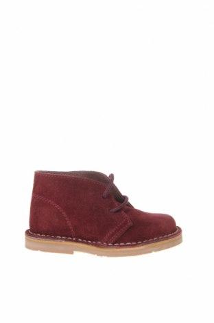 Παιδικά παπούτσια Lola Palacios, Μέγεθος 20, Χρώμα Κόκκινο, Φυσικό σουέτ, Τιμή 39,87€