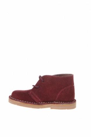 Παιδικά παπούτσια Lola Palacios, Μέγεθος 20, Χρώμα Κόκκινο, Φυσικό σουέτ, Τιμή 14,11€