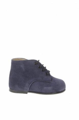 Παιδικά παπούτσια Lola Palacios, Μέγεθος 20, Χρώμα Μπλέ, Φυσικό σουέτ, Τιμή 39,87€