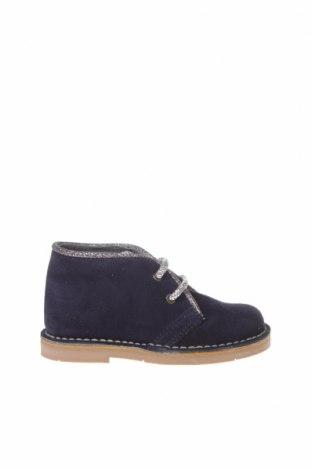 Παιδικά παπούτσια Lola Palacios, Μέγεθος 22, Χρώμα Μπλέ, Φυσικό σουέτ, Τιμή 39,87€