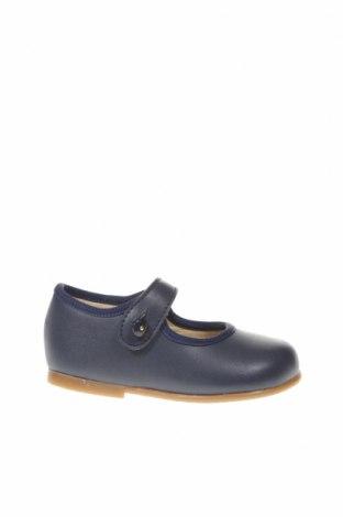 Παιδικά παπούτσια Lola Palacios, Μέγεθος 20, Χρώμα Μπλέ, Γνήσιο δέρμα, Τιμή 29,82€