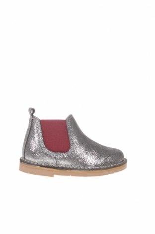 Παιδικά παπούτσια Lola Palacios, Μέγεθος 21, Χρώμα Γκρί, Κλωστοϋφαντουργικά προϊόντα, Τιμή 23,12€