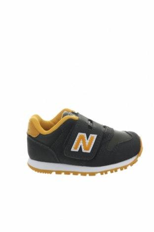 Παιδικά παπούτσια New Balance, Μέγεθος 20, Χρώμα Πράσινο, Κλωστοϋφαντουργικά προϊόντα, Τιμή 30,54€