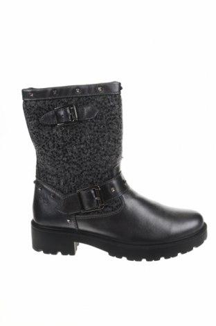 Детски обувки Primigi, Размер 36, Цвят Сив, Естествена кожа, текстил, Цена 66,08лв.