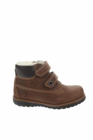 Παιδικά παπούτσια Primigi, Μέγεθος 27, Χρώμα Καφέ, Γνήσιο δέρμα, δερματίνη, Τιμή 19,77€