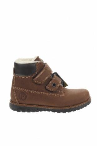 Παιδικά παπούτσια Primigi, Μέγεθος 30, Χρώμα Καφέ, Γνήσιο δέρμα, δερματίνη, Τιμή 15,21€