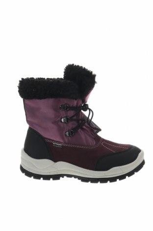 Παιδικά παπούτσια Primigi, Μέγεθος 35, Χρώμα Βιολετί, Κλωστοϋφαντουργικά προϊόντα, φυσικό σουέτ, Τιμή 22,94€