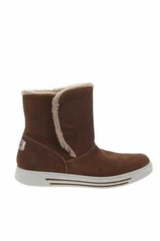 Παιδικά παπούτσια Primigi, Μέγεθος 37, Χρώμα Καφέ, Φυσικό σουέτ, Τιμή 26,47€