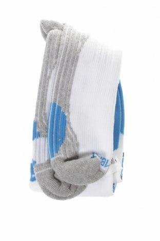 Παιδικές αθλητικές κάλτσες Kappa, Μέγεθος 10-11y/ 146-152 εκ., Χρώμα Λευκό, 82% πολυαμίδη, 15% βαμβάκι, 3% ελαστάνη, Τιμή 6,28€