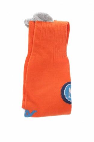 Παιδικές αθλητικές κάλτσες Kappa, Μέγεθος 10-11y/ 146-152 εκ., Χρώμα Πορτοκαλί, 82% πολυαμίδη, 15% βαμβάκι, 3% ελαστάνη, Τιμή 6,28€