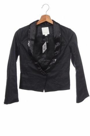 Παιδικό σακάκι Diesel, Μέγεθος 12-13y/ 158-164 εκ., Χρώμα Μαύρο, Βαμβάκι, Τιμή 11,95€
