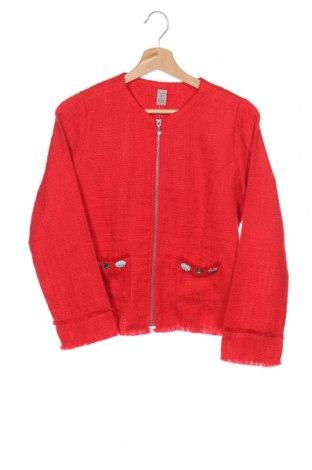 Παιδικό σακάκι Nucleo, Μέγεθος 15-18y/ 170-176 εκ., Χρώμα Κόκκινο, 74%ακρυλικό, 26% πολυεστέρας, Τιμή 5,23€