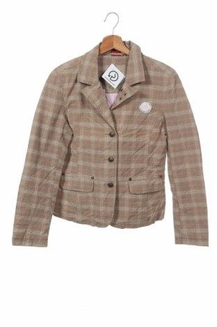 Παιδικό σακάκι Tantum O.N., Μέγεθος 12-13y/ 158-164 εκ., Χρώμα  Μπέζ, 98% βαμβάκι, 2% ελαστάνη, Τιμή 16,05€