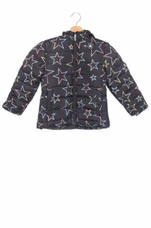 Παιδικό μπουφάν Converse, Μέγεθος 5-6y/ 116-122 εκ., Χρώμα Μαύρο, Πολυεστέρας, Τιμή 44,11€