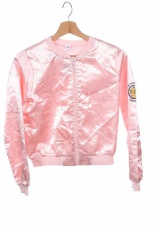 Παιδικό μπουφάν Disney, Μέγεθος 12-13y/ 158-164 εκ., Χρώμα Ρόζ , Πολυεστέρας, Τιμή 17,28€