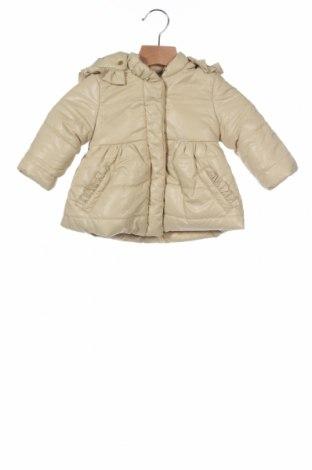 Παιδικό μπουφάν Laura Biagiotti, Μέγεθος 3-6m/ 62-68 εκ., Χρώμα  Μπέζ, Πολυεστέρας, Τιμή 19,02€