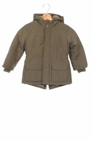 Παιδικό μπουφάν Oviesse, Μέγεθος 2-3y/ 98-104 εκ., Χρώμα Πράσινο, 54% βαμβάκι, 46% πολυαμίδη, Τιμή 34,41€