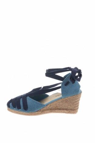Εσπάδριλλες Nicewalk, Μέγεθος 40, Χρώμα Μπλέ, Κλωστοϋφαντουργικά προϊόντα, Τιμή 14,20€