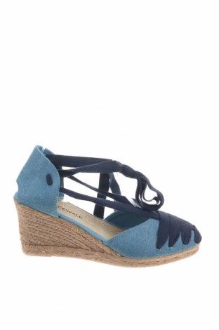 Εσπάδριλλες Nicewalk, Μέγεθος 39, Χρώμα Μπλέ, Κλωστοϋφαντουργικά προϊόντα, Τιμή 14,20€