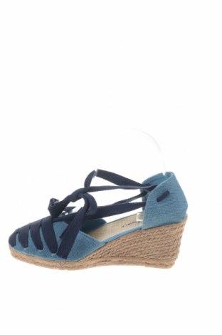 Εσπάδριλλες Nicewalk, Μέγεθος 38, Χρώμα Μπλέ, Κλωστοϋφαντουργικά προϊόντα, Τιμή 14,20€