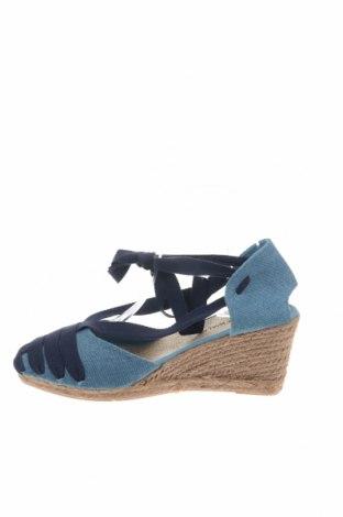 Εσπάδριλλες Nicewalk, Μέγεθος 41, Χρώμα Μπλέ, Κλωστοϋφαντουργικά προϊόντα, Τιμή 14,20€