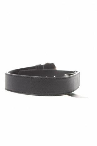 Ζώνη Camomilla, Χρώμα Μαύρο, Δερματίνη, Τιμή 5,63€