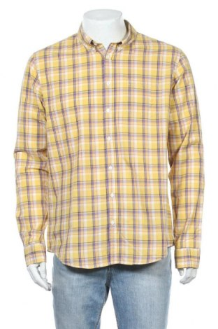 Ανδρικό πουκάμισο SUN68, Μέγεθος XL, Χρώμα Πολύχρωμο, Βαμβάκι, Τιμή 8,14€