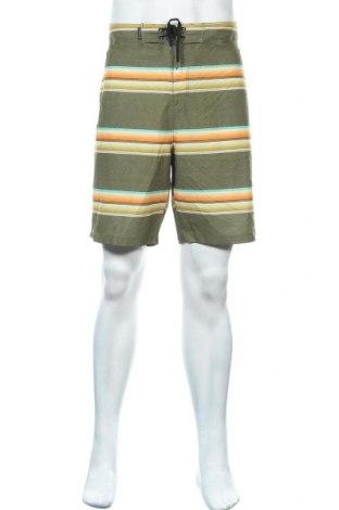 Мъжки къс панталон Hurley, Размер L, Цвят Многоцветен, Полиестер, Цена 7,61лв.
