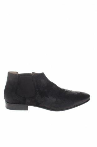 Ανδρικά παπούτσια Aldo, Μέγεθος 44, Χρώμα Μαύρο, Γνήσιο δέρμα, Τιμή 73,61€