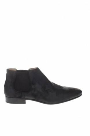 Ανδρικά παπούτσια Aldo, Μέγεθος 43, Χρώμα Μαύρο, Γνήσιο δέρμα, Τιμή 73,61€