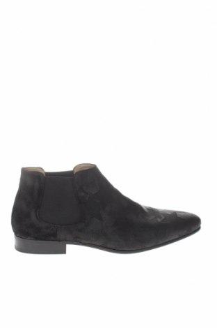 Ανδρικά παπούτσια Aldo, Μέγεθος 42, Χρώμα Μαύρο, Γνήσιο δέρμα, Τιμή 73,61€