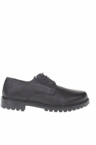 Мъжки обувки Dechase, Размер 46, Цвят Черен, Естествена кожа, Цена 171,75лв.