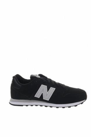 Ανδρικά παπούτσια New Balance, Μέγεθος 41, Χρώμα Μαύρο, Δερματίνη, Τιμή 61,47€