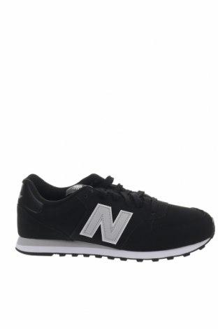 Ανδρικά παπούτσια New Balance, Μέγεθος 42, Χρώμα Μαύρο, Δερματίνη, Τιμή 65,33€