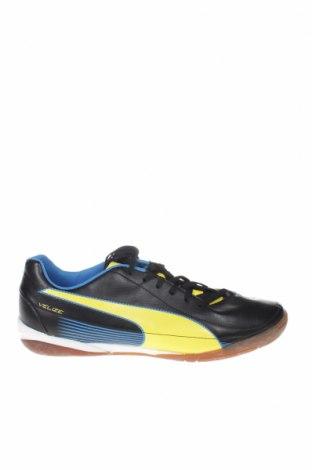 Ανδρικά παπούτσια PUMA, Μέγεθος 46, Χρώμα Μαύρο, Δερματίνη, Τιμή 55,05€