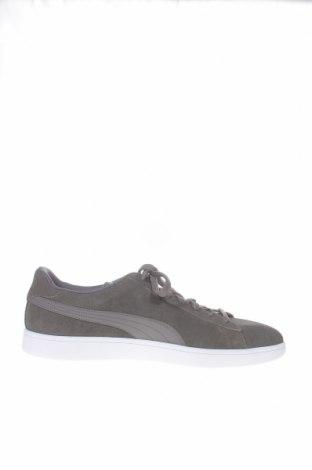 Ανδρικά παπούτσια PUMA, Μέγεθος 48, Χρώμα Γκρί, Φυσικό σουέτ, Τιμή 81,96€