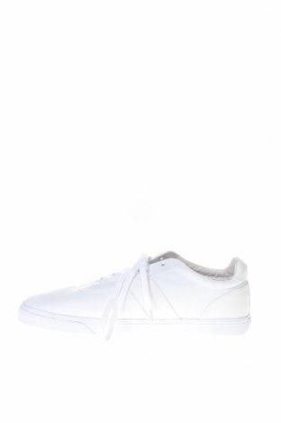Мъжки обувки Polo By Ralph Lauren, Размер 48, Цвят Бял, Текстил, еко кожа, Цена 141,00лв.