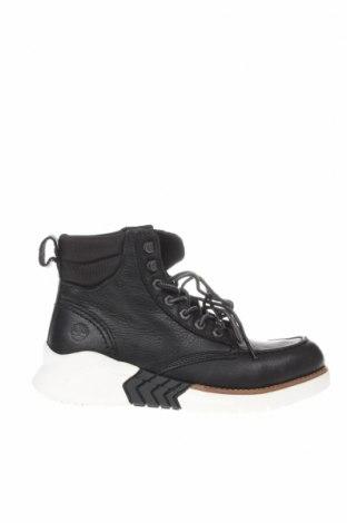 Ανδρικά παπούτσια Timberland, Μέγεθος 41, Χρώμα Μαύρο, Γνήσιο δέρμα, Τιμή 95,37€