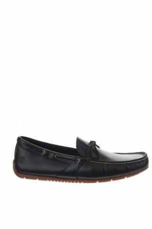 Ανδρικά παπούτσια Timberland, Μέγεθος 49, Χρώμα Μαύρο, Γνήσιο δέρμα, Τιμή 56,50€