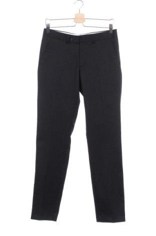 Pantaloni de bărbați, Mărime S, Culoare Negru, 60% lână, 38% poliester, 2% elastan, Preț 7,35 Lei