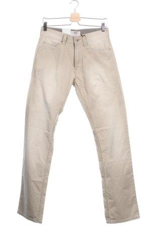 Ανδρικό παντελόνι East West, Μέγεθος S, Χρώμα  Μπέζ, Βαμβάκι, Τιμή 4,56€