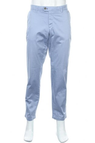 Мъжки панталон Eurex by Brax, Размер XL, Цвят Син, 98% памук, 2% еластан, Цена 36,96лв.