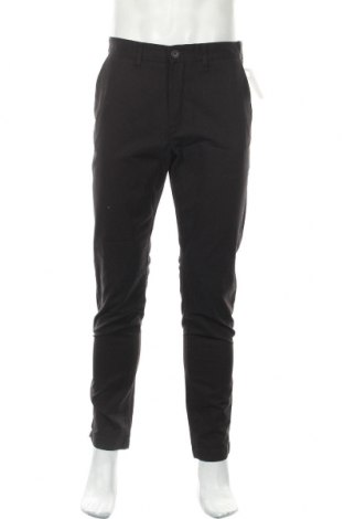 Мъжки панталон H&M L.O.G.G., Размер M, Цвят Черен, Памук, Цена 11,55лв.