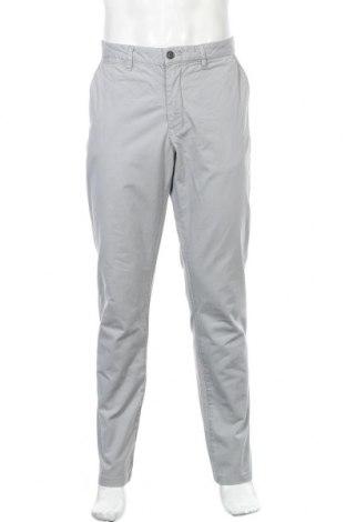 Мъжки панталон H&M L.O.G.G., Размер L, Цвят Сив, Памук, Цена 27,93лв.