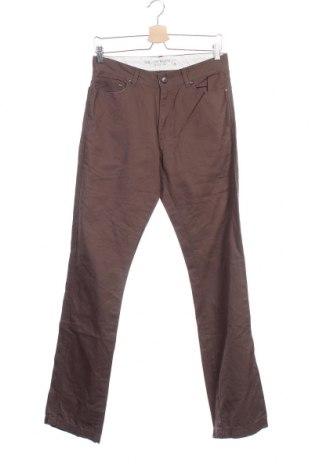 Ανδρικό παντελόνι Tex, Μέγεθος S, Χρώμα Καφέ, Τιμή 6,14€