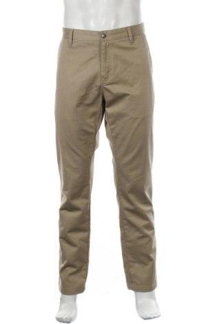 Ανδρικό παντελόνι Volcom, Μέγεθος L, Χρώμα  Μπέζ, 60% βαμβάκι, 40% πολυεστέρας, Τιμή 25,72€