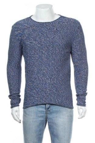 Мъжки пуловер Rainbow, Размер S, Цвят Многоцветен, Памук, Цена 17,63лв.